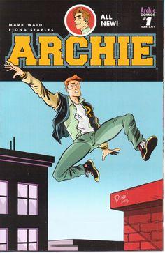 Archie #1-7 All New!/Mark Waid/Veronica Fish/Fiona Staples/Archie Comics/2015 | eBay