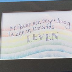 Dag 26/31 @dutchlettering @marijketekent #crayonart #crayon #potloodletters #dutchlettering #dutchletteringchallenge #calligraphyquote #calligraphyletters Magda DeGryse eigen werk