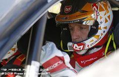 Citroën Racing e Kris Meeke