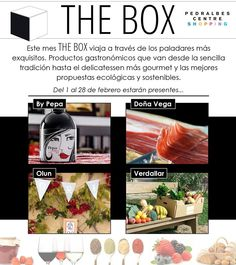 The Box #gastronomia #foodie #ecologico #bio