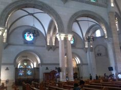 #ManilaCathedral Intramuros, Manila, Cathedral, Cathedrals, Ely Cathedral