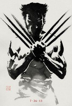The Wolverine - Poster #wolverine #movie