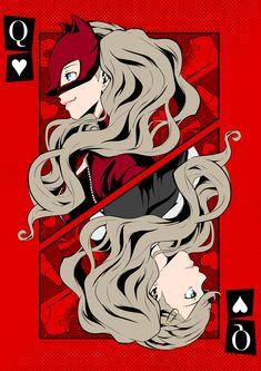Persona Phantom Thieves of Hearts - Panther Persona 5 Ann, Persona Five, Persona 5 Memes, Persona 5 Joker, Lady Ann, Shin Megami Tensei Persona, Akira Kurusu, Fanart, Kawaii