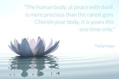 Image from my current website - one of my favourite quotes in the world because it is so true.. Tsong Khapa Quote