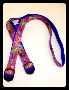 Roller derby adjustable skate leash!