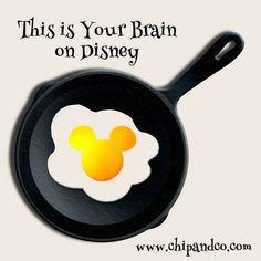 This is your brain on Disney.