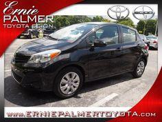 Vehicle Spotlight, 2012 Toyota Yaris 5-Door LE: Ernie Palmer Toyota Blog