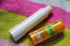 ALVERDE | Sonnen-Lippenpflegestift Schisandra LSF 20 *ONCE UPON A CREAM Vegan Beauty Blog*