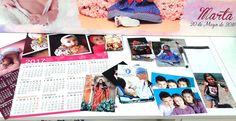 Calendarios personalizados, cartelería, tarjetas, folletos personalizados