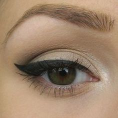 Step by step classic natural eye tutorial