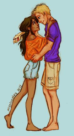Percy and annabeth dating fanfic 7