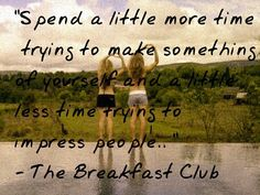 The Breakfast Club movie quote