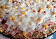 Cukkini pizza recept (liszt és cukor nélkül) | Vivien Nagy Dr. receptje - Cookpad receptek Pizza, Cheeseburger Chowder, Mashed Potatoes, Macaroni And Cheese, Food And Drink, Paleo, Healthy Recipes, Vegetables, Cukor