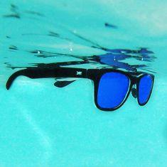 581bc4cbdd Floating Polarized Sunglasses - The Lac Rose - KZ Polarized Sunglasses