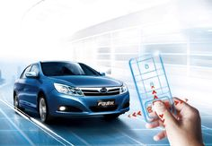 BYD Introduces Remote Controlled Car