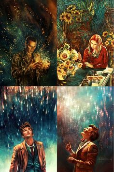 Alice X. Zhang is the Best at Painting Doctor Who fan art <--- this has the potential to be right because this is amazing