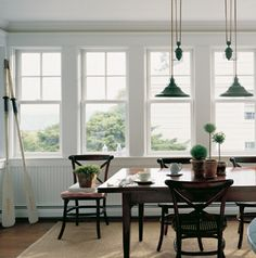 American Farmhouse Home Style - Dining Room