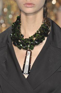 Dries Van Noten at Paris Fashion Week Spring 2010