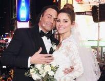 #mariamenounos #wedding #celebrities O απίθανος πρωτοχρονιάτικος γάμος της Μαρίας Μενούνος στην Νέα Υόρκη!