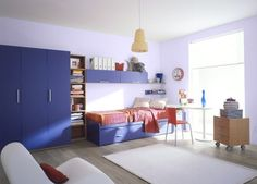 Childrens bedroom furniture & childrens beds from Italy, including bunk beds, childrens wardrobes & childrens desks in contemporary designs, single beds also suitable for teens & adults. Childrens Desk, Childrens Bedroom Furniture, Bedroom Furniture Design, Kids Furniture, Childrens Wardrobes, Home Bedroom, Bedroom Ideas, Bedrooms, Bunk Beds