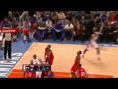 http://www.nbacircle.com NBA CIRCLE - Philadelphia 76ers Vs New York Knicks Highlights March 11, 2012 Game Recap