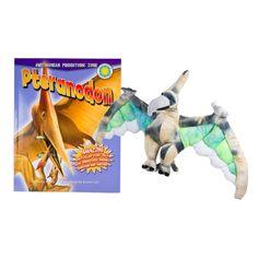 pterosaur + pteranodon (smithsonian prehistoric zone)