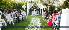 Wedding Outdoor ceremony in Puglia
