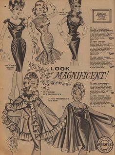 1964 Frederick's of Hollywood catalogue