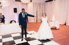 Ashford International Hotel wedding Emma and Joe