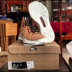 Nike LeBron X Cork #lebron #nike #solenation #flightclub #lebron @Flight Club #sneakers