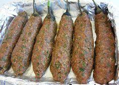 Lezize hanımdan Patlıcanlı Köfte http://lezize.blogspot.com/2006_06_01_archive.html