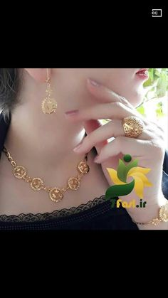 Gold Jewelry In Nepal Code: 3233175416 24k Gold Jewelry, 1 Gram Gold Jewellery, Gold Jhumka Earrings, Gold Jewellery Design, Gold Bangles, Gold Necklace Simple, Gold Jewelry Simple, Fashion Jewelry Necklaces, Michael Kors