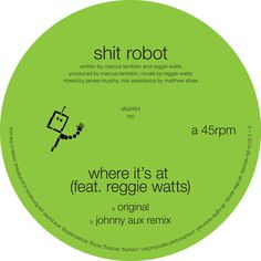 """Where It's At (feat. Reggie Watts)"" by Shit Robot - http://letsloop.com/new-music #Music"