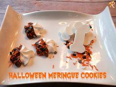 Meringue Bones Recipe & Butterfly Bookmark Giveaway!!