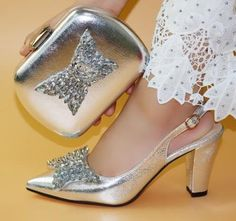 Women Shoes And Bag Set Italian Shoes with Matching Bags Set Shoes Heels Wedges, Mules Shoes, Pumps, Sandals, Womens Designer Purses, Fashion Slippers, Bridal Heels, Pump Types, Italian Shoes
