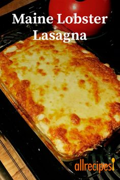 lobster lasagna roll ups / lobster lasagna roll ups Lobster Lasagna Recipe, Lobster Casserole Recipe, Seafood Lasagna Recipes, Crab Meat Recipes, Lobster Recipes, White Sauce Lasagna, Meat Lasagna, Lobster Dishes, Lobster Meat