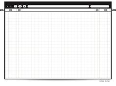 Paper Browser - www.raincreativelab.com -It's a browser, only in paper.
