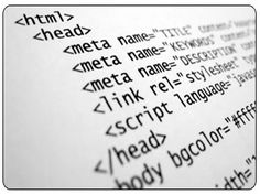 Meta elements are tags used in HTML or XHTML documents to provide structured metadata about a Web page.