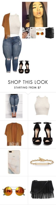 """don't really like this one"" by bxbygirlslays ❤ liked on Polyvore featuring Dorothy Perkins, Alexander McQueen, Hoorsenbuhs, Chicnova Fashion and White House Black Market"
