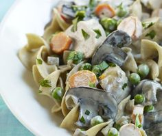 Slow-Cooker Turkey Stroganoff and 14 other Fantastic Fall Favorite Recipes