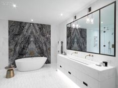 40+ WONDERFUL BATHROOM INSPIRATION IDEAS WITH STUNNING DESIGN DETAILS