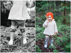 ©ByBethanyPhotography | fine art photography | lifestyle family photography | Christmas family photos | hunter boots