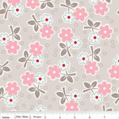 Bee in My Bonnet - Millies Closet - Floral in Pink