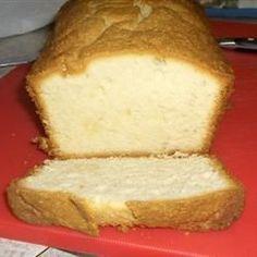Madeira Cake @ allrecipes.co.uk
