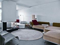 Contemporary Apartment Interior Design in Madrid