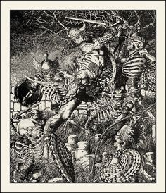 Early Conan by Barry Windsor-Smith