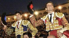 Notiferias Toros en Venezuela y el Mundo: El Juli y López Simón, duelo de «fuego» en Fallas