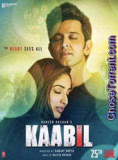 Kaabil 2017 Torrent Full HDTV Hindi Movie Download