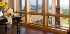 Replacement vinyl windows be a bit expensive so individuals usually miss installing them to remodel their houses. _Replacement Vinyl Windows