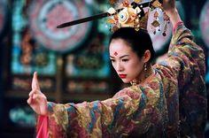 #Film The House of Flying Daggers (La Casa de las Dagas Voladoras) / Directed by Yimou Zhang / Starring Zhang Ziyi